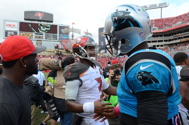 Carolina Panthers vs. Tampa Bay Buccaneers - 1/3/16 NFL Pick, Odds, and Prediction