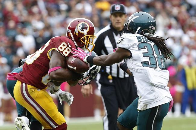 Eagles vs. Redskins - 12/26/15 NFL Pick, Odds, and Prediction