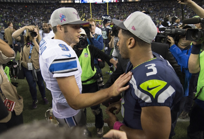 Seattle Seahawks vs. Detroit Lions - 1/7/17 NFL Pick, Odds, and Prediction