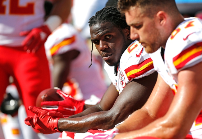Kansas City Chiefs vs. Chicago Bears - 10/11/15 NFL Pick, Odds, and Prediction