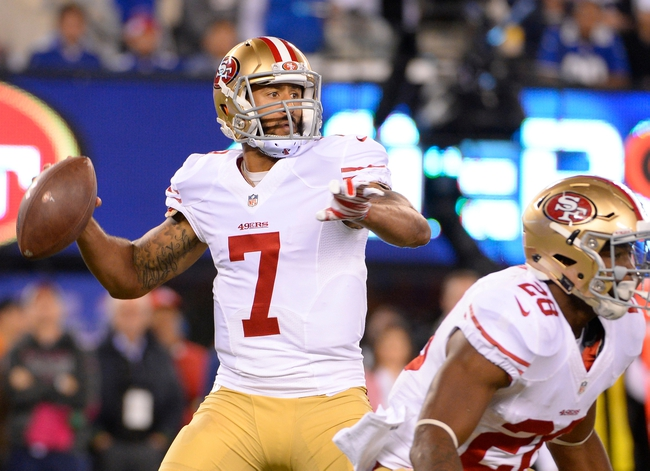 49ers vs. Ravens - 10/18/15 NFL Pick, Odds, and Prediction