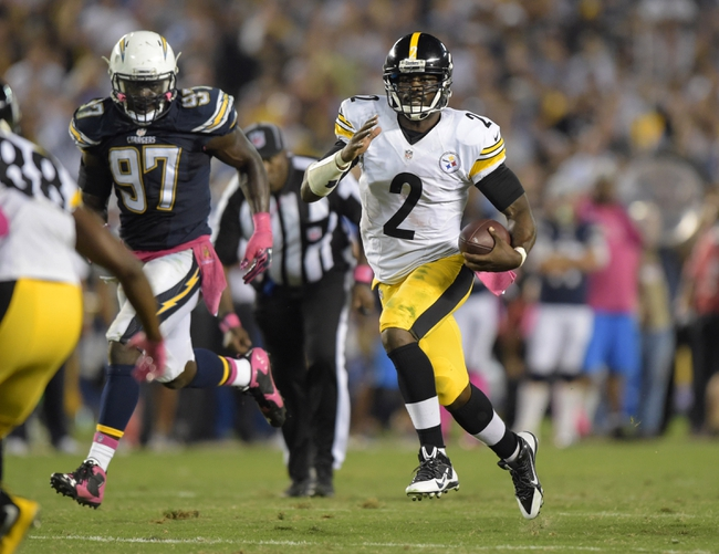 Pittsburgh Steelers at San Diego Chargers 10/12/15 NFL Score, Recap, News and Notes