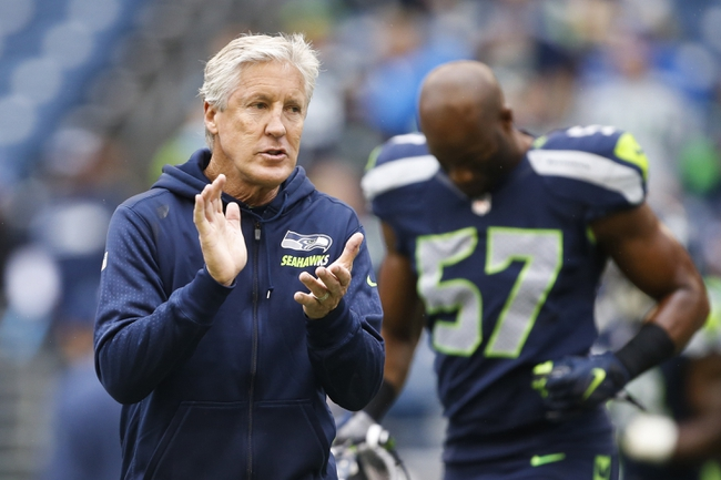 Seattle Seahawks at San Francisco 49ers 10/22/15 NFL Score, Recap, News and Notes