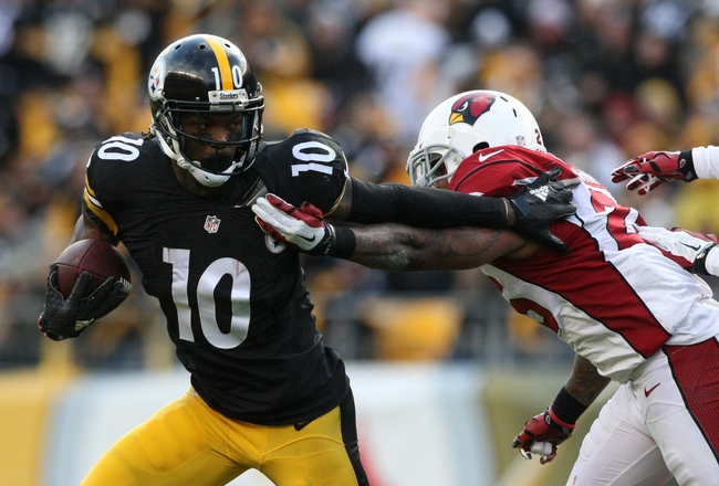 Arizona Cardinals at Pittsburgh Steelers 10/18/15 NFL Score, Recap, News and Notes