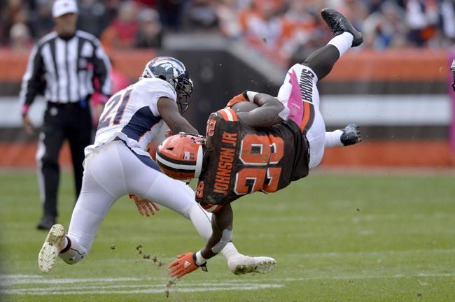 Top Ten NFL Week 8 Match Ups to Watch