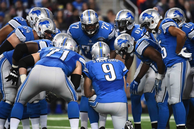 Vikings at Lions - 10/25/15 NFL Pick, Odds, and Prediction
