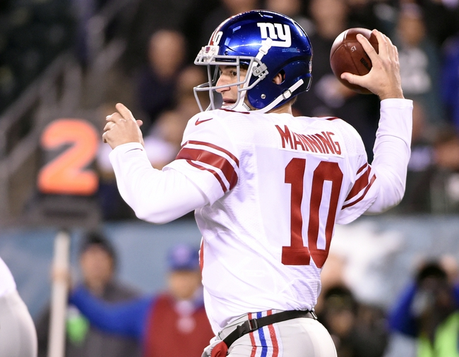 Cowboys at Giants - 10/25/15 NFL Pick, Odds, and Prediction
