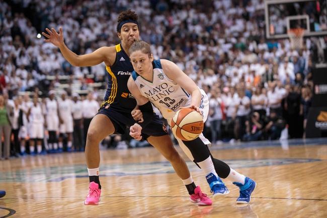 Los Angeles Sparks vs. Atlanta Dream - 6/30/17 WNBA Pick, Odds, and Prediction