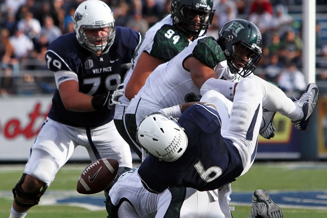 Nevada vs. Hawaii - 10/7/17 College Football Pick, Odds, and Prediction