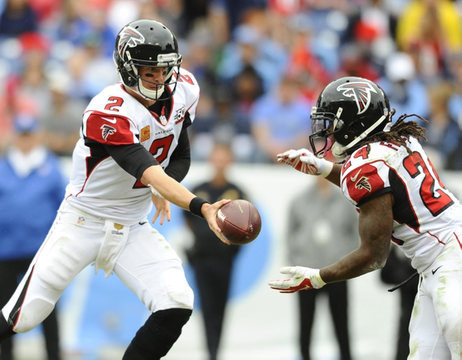 Falcons vs. Buccaneers - 11/1/15 NFL Pick, Odds, and Prediction
