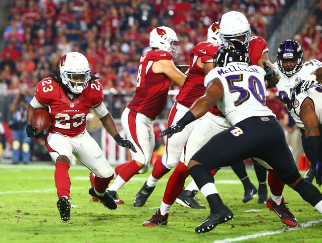 Baltimore Ravens at Arizona Cardinals 10/26/15 NFL Score, Recap News and Notes
