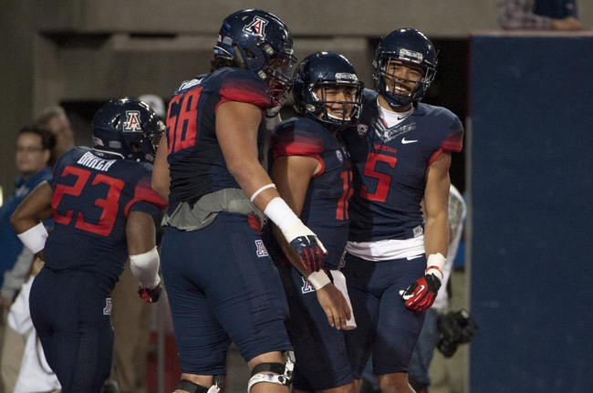 USC at Arizona - 10/15/16 College Football Pick, Odds, and Prediction
