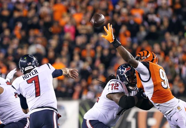 Houston Texans at Cincinnati Bengals 11/16/15 NFL Score, Recap, News and Notes