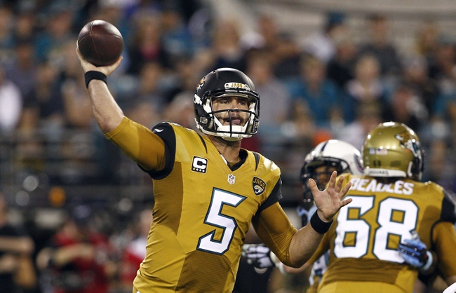 Jaguars vs. Chargers - 11/29/15 NFL Pick, Odds, and Prediction