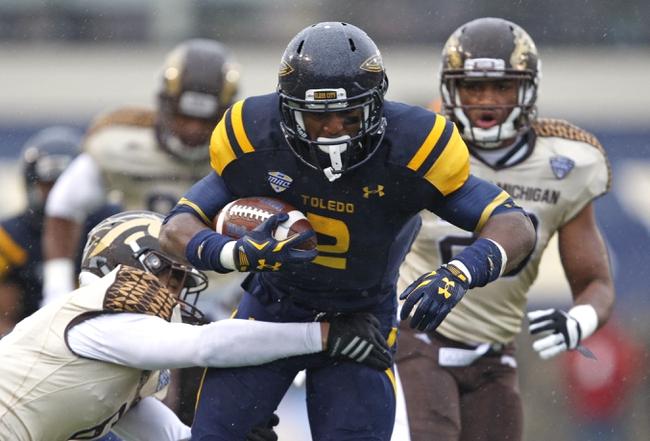 Ohio vs. Toledo - 11/8/17 College Football Pick, Odds, and Prediction