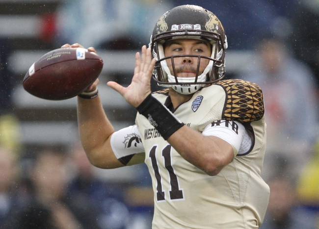 Western Michigan vs. Buffalo - 11/19/16 College Football Pick, Odds, and Prediction