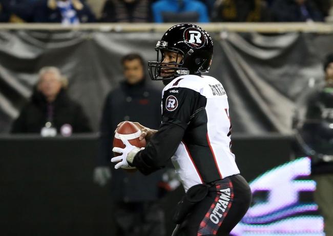 BC Lions vs. Ottawa Redblacks CFL Pick, Odds, Prediction - 8/25/16