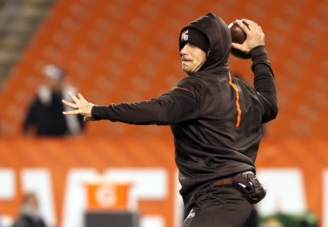 Browns vs. 49ers - 12/13/15 NFL Pick, Odds, and Prediction