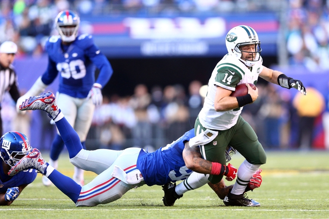 New York Jets at New York Giants 12/6/15 NFL Score, Recap, News and Notes