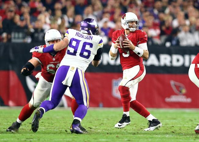 Minnesota Vikings at Arizona Cardinals 12/10/15 NFL Score, Recap, News and Notes