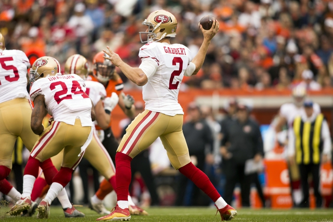 San Francisco 49ers vs. Cincinnati Bengals - 12/20/15 NFL Pick, Odds, and Prediction