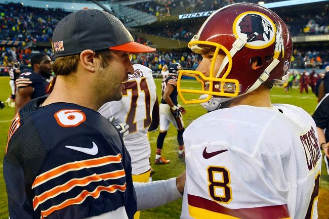 Chicago Bears vs. Washington Redskins - 12/24/16 NFL Pick, Odds, and Prediction