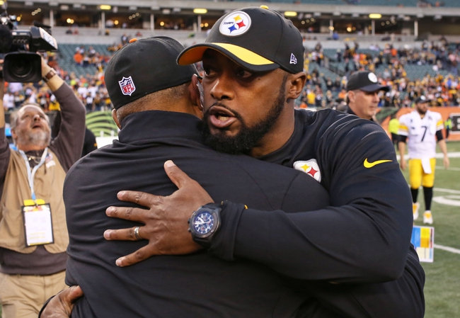 Steelers at Bengals - 1/9/16 NFL Wild Card Pick, Odds, and Prediction