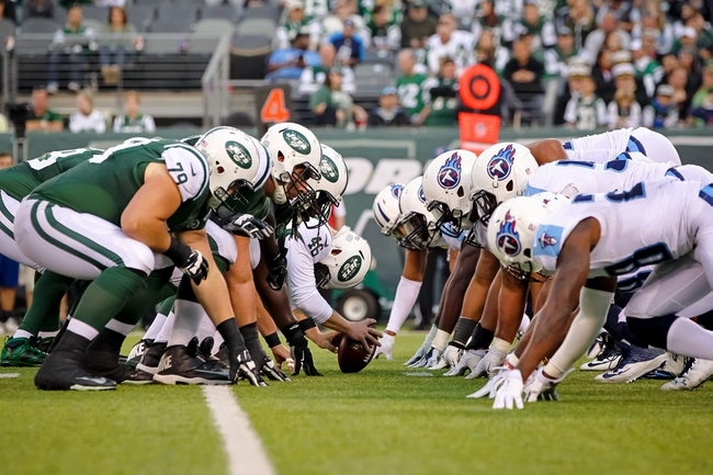 New York Jets vs. Tennessee Titans - 8/12/17 NFL Pick, Odds, and Prediction