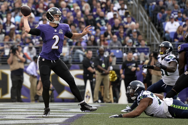 Baltimore Ravens vs. Kansas City Chiefs - 12/20/15 NFL Pick, Odds, and Prediction