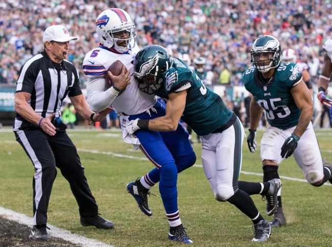 Buffalo Bills at Philadelphia Eagles - 8/17/17 NFL Pick, Odds, and Prediction