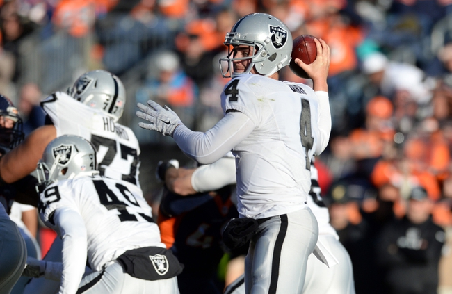 Oakland Raiders vs. Green Bay Packers - 12/20/15 NFL Pick, Odds, and Prediction
