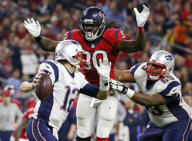 New England Patriots at Houston Texans 12/13/15 NFL Score, Recap, News and Notes