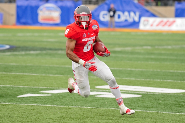New Mexico Lobos vs. UTSA Roadrunners New Mexico Bowl - 12/17/16 College Football Pick, Odds, and Prediction