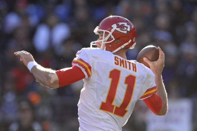Chiefs vs. Browns - 12/27/15 NFL Pick, Odds, and Prediction