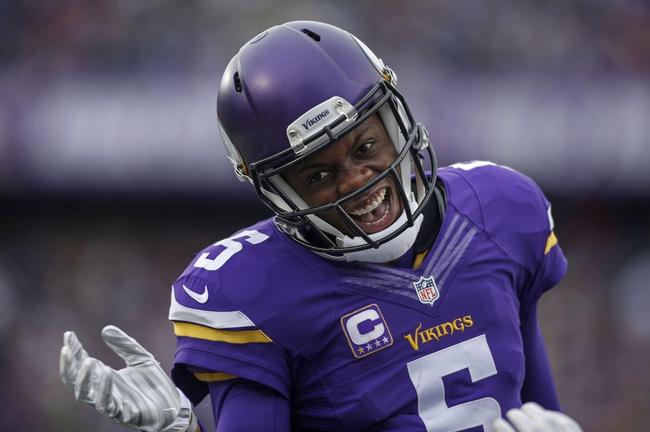 Vikings vs. Giants - 12/27/15 NFL Pick, Odds, and Prediction