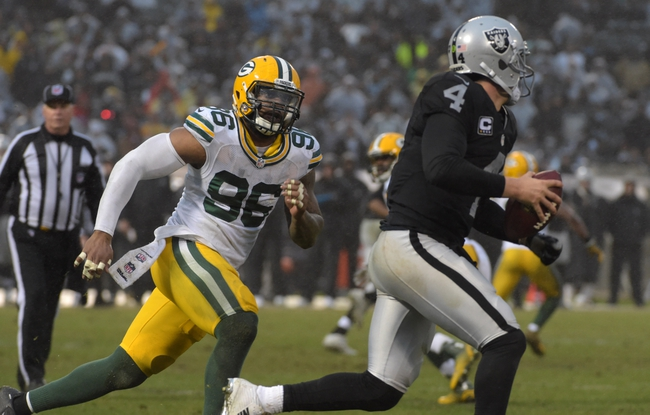 Green Bay Packers vs. Oakland Raiders - 8/18/16 NFL Pick, Odds, and Prediction