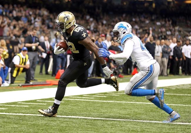 New Orleans Saints vs. Detroit Lions - 12/4/16 NFL Pick, Odds, and Prediction