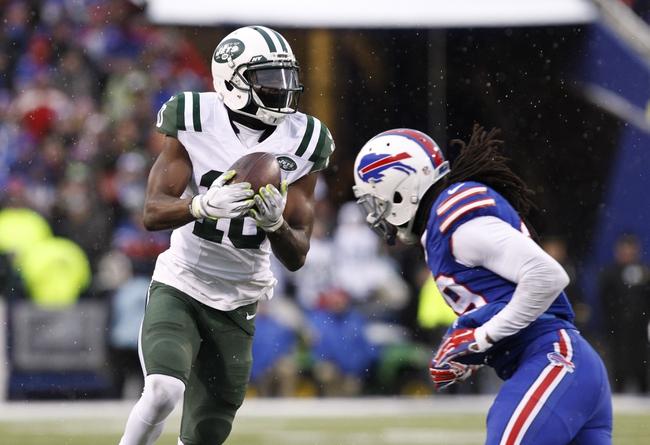New York Jets at Buffalo Bills- 9/15/16 NFL Pick, Odds, and Prediction