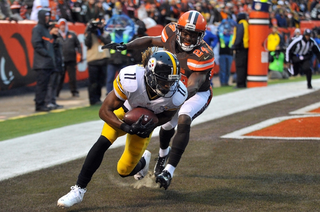 Pittsburgh Steelers at Cleveland Browns - 11/20/16 NFL Pick, Odds, and Prediction