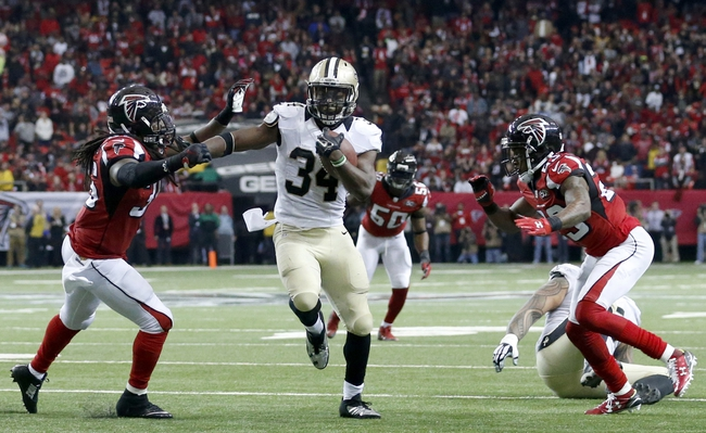 Atlanta Falcons at New Orleans Saints - 9/26/16 NFL Pick, Odds, and Prediction