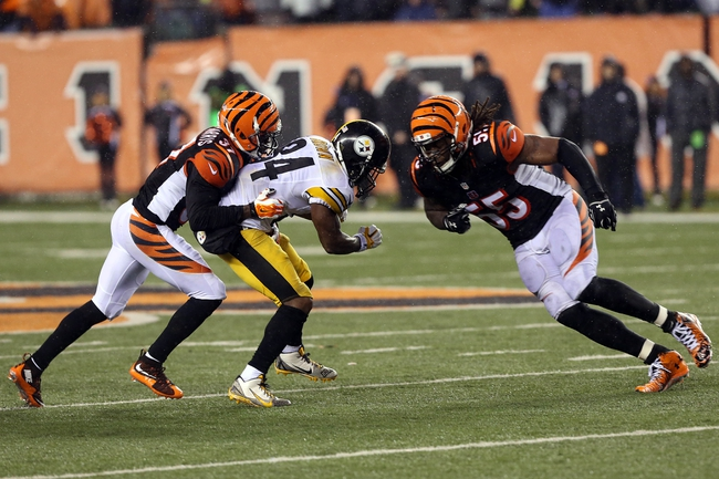 Pittsburgh Steelers vs. Cincinnati Bengals - 9/18/16 NFL Pick, Odds, and Prediction