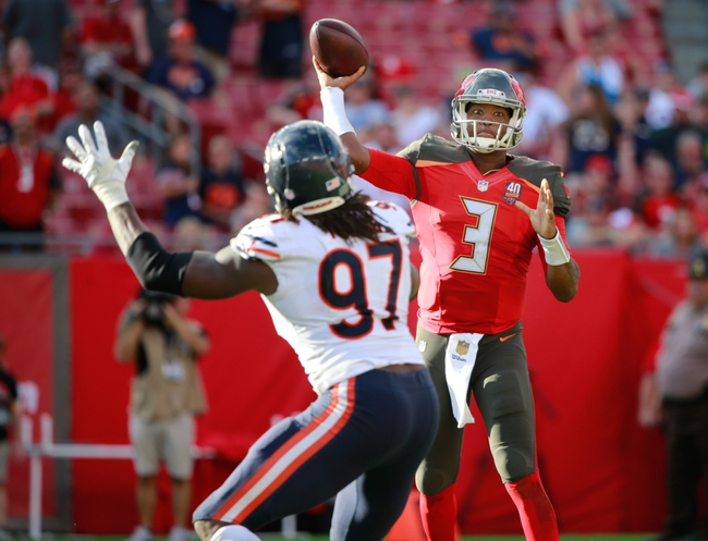 Tampa Bay Buccaneers vs. Chicago Bears - 11/13/16 NFL Pick, Odds, and Prediction