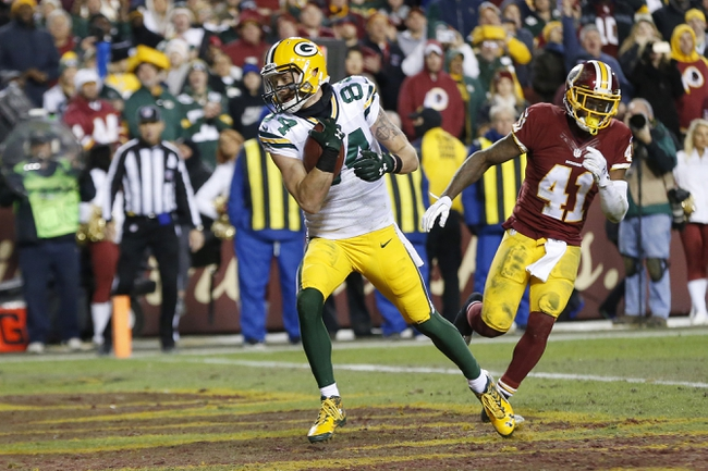 Washington Redskins vs. Green Bay Packers - 11/20/16 NFL Pick, Odds, and Prediction