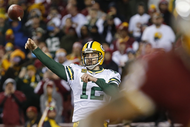 Green Bay Packers at Washington Redskins - 11/20/16 NFL Pick, Odds, and Prediction