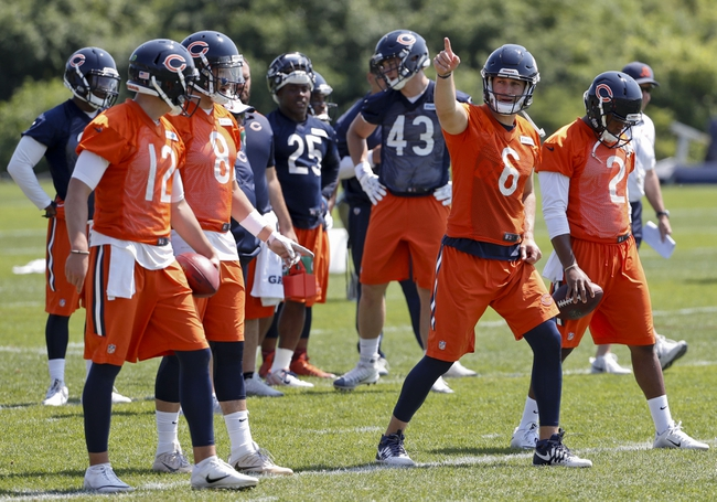 Bears vs. Broncos - 8/11/16 NFL Pick, Odds, and Prediction