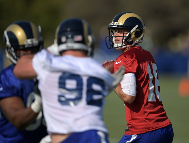 Los Angeles Rams vs. Dallas Cowboys - 8/13/16 NFL Pick, Odds, and Prediction