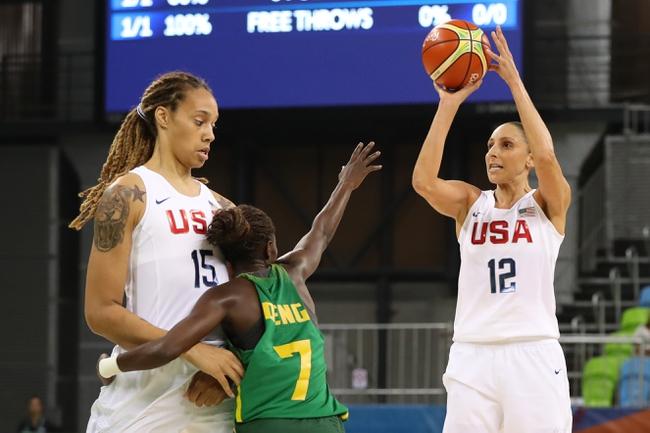 Dallas Wings vs. Phoenix Mercury - 5/27/17 WNBA Pick, Odds, and Prediction