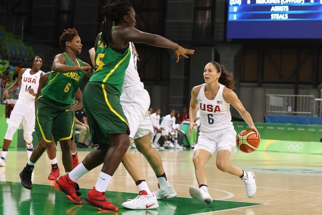 San Antonio Stars vs. Seattle Storm - 6/18/17 WNBA Pick, Odds, and Prediction