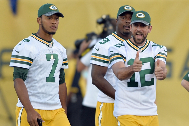 Packers vs. Browns - 8/12/16 NFL Pick, Odds, and Prediction
