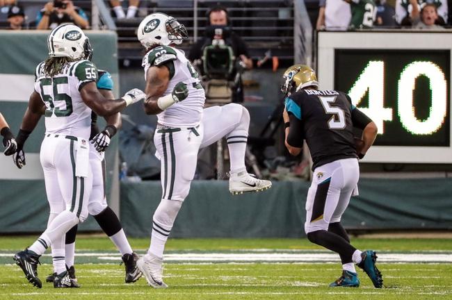 New York Jets vs. Baltimore Ravens - 10/23/16 NFL Pick, Odds, and Prediction